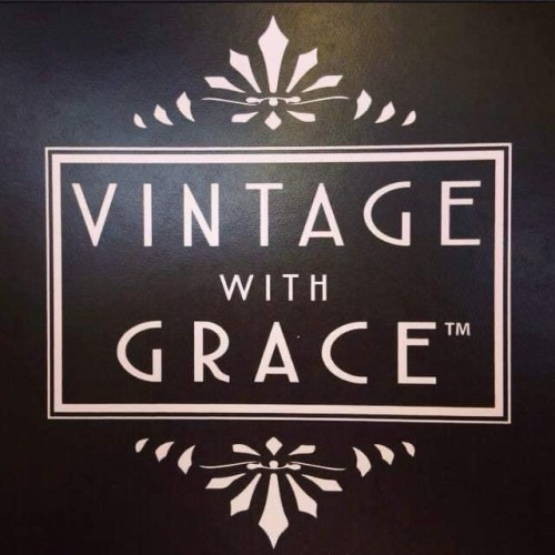 Vintage With Grace Mineral Paint