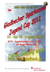 Gladbecker Sparkassen Jugend Cup 2012