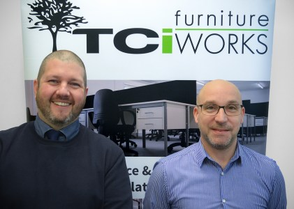 New appointments at TCi furniture WORKS
