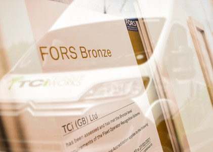 FORS accreditation renewed for 2020