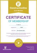 goldmember-constructionline-tci-certificate-construction-procurement-gold