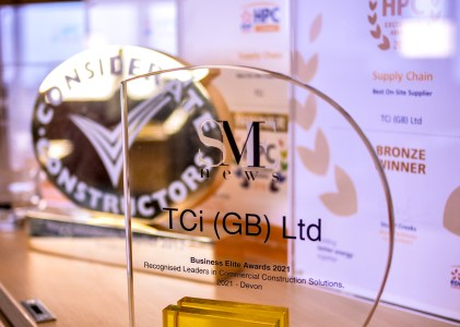 Recognised Leaders in Commercial Construction