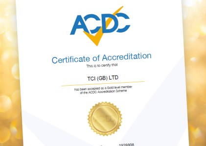 Achieving ACDC Gold!