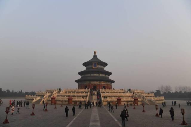 หมอกควันพิษ แผ่ขยายวงกว้างในจีน