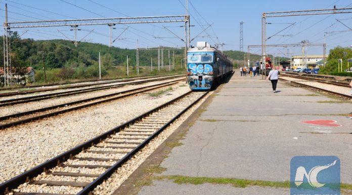 บริษัทจีนลงนามช่วยฟื้นฟูทางรถไฟให้เซอร์เบีย