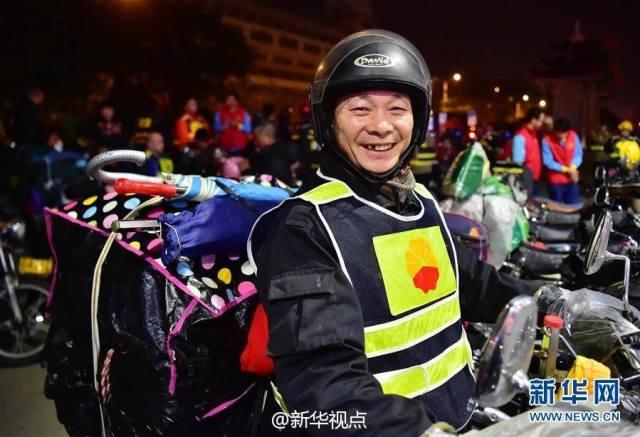 บ.น้ำมันจีนจัดกิจกรรม ขี่รถกลับบ้านช่วงตรุษจีน เติมน้ำมันฟรีตลอดทาง