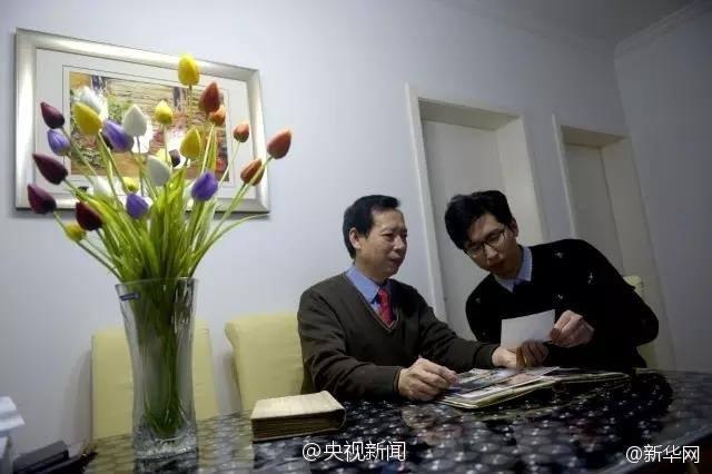 เติบโตไปด้วยกัน!ครอบครัวที่มีวาสนาผูกพันกับรถไฟจีน