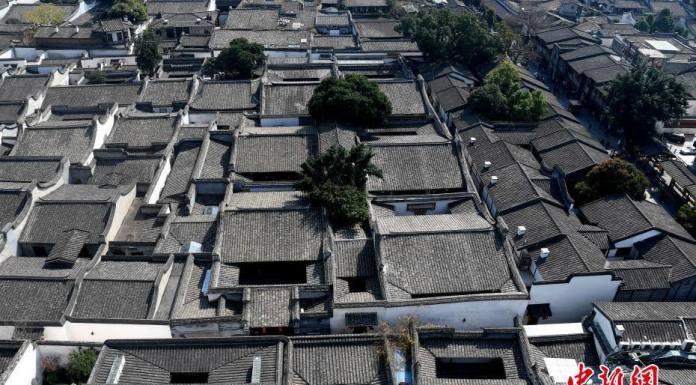 """ย่านวัฒนธรรม """"ซานฟางชีเซี่ยง"""" ในฝูเจี้ยนมีนักท่องเที่ยวเข้าชมทะลุสิบล้านคน"""