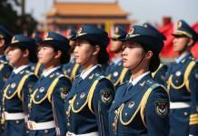 ดอกไม้เหล็ก! ทหารหญิงจีนสุดแกร่ง