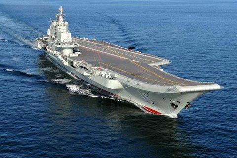 เรือบรรทุกเครื่องบินลำที่สองของจีนเป็นรูปเป็นร่างแล้ว!