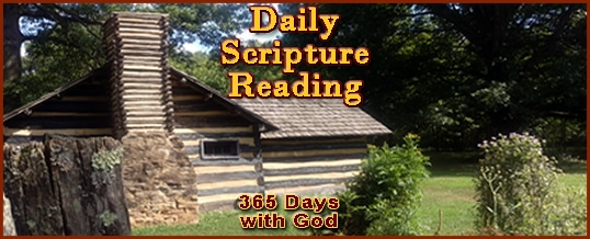 Daily Scripture Reading May 2017