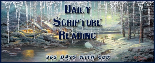 Daily Scripture Reading 2-6