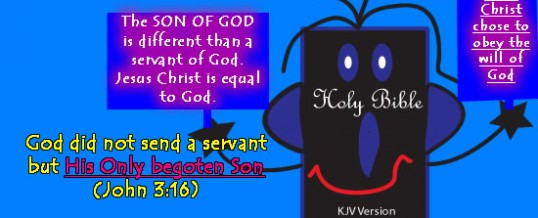 Jesus Christ Is God's Only Son