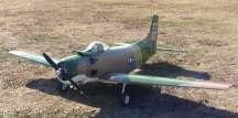 Warren's Skyraider