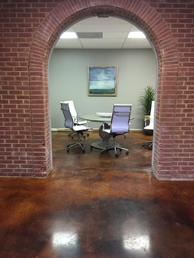 Stained Concrete Floor Atlanta