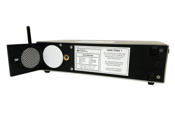 OTP Instrument FIlter - TCR Tecora