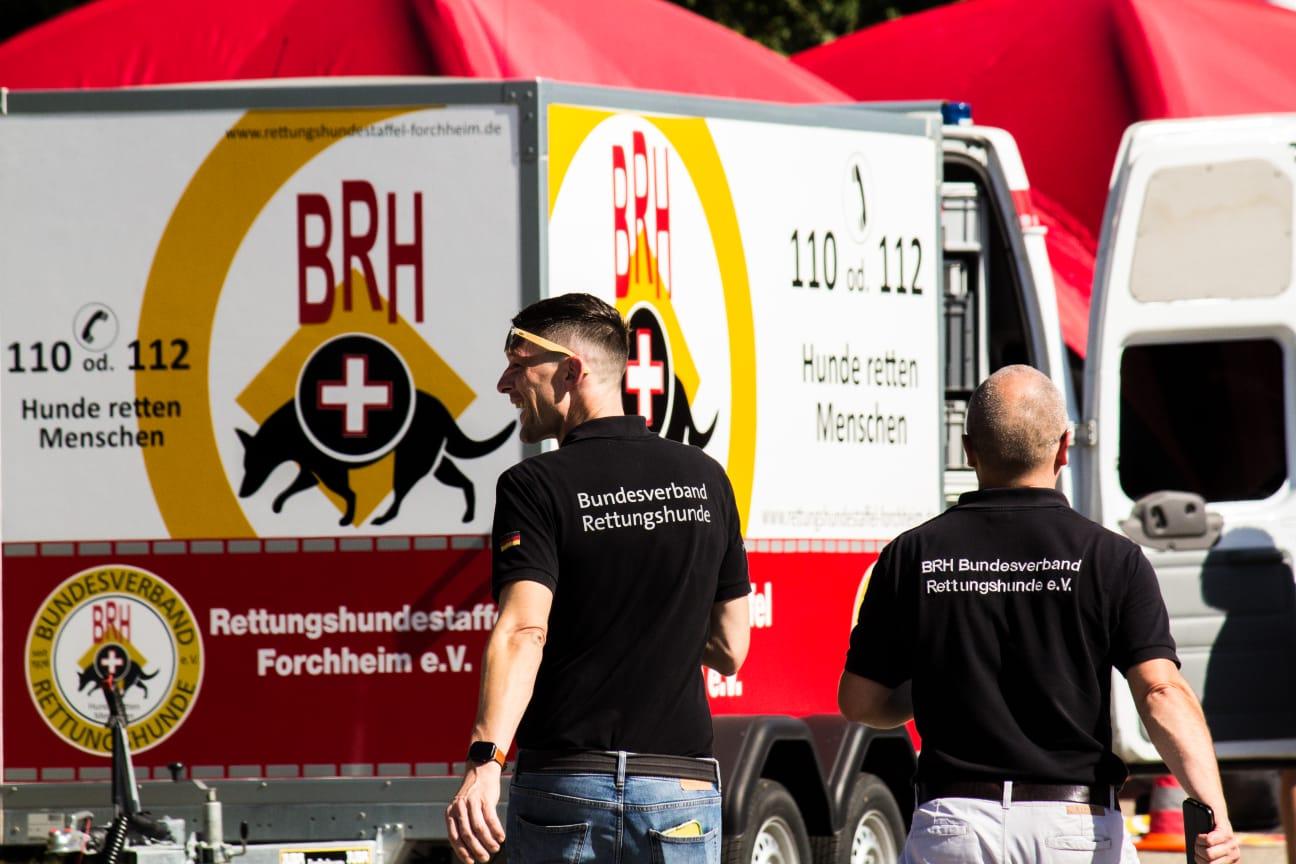 Bundesverband Rettungshunde - Such und Hilf!