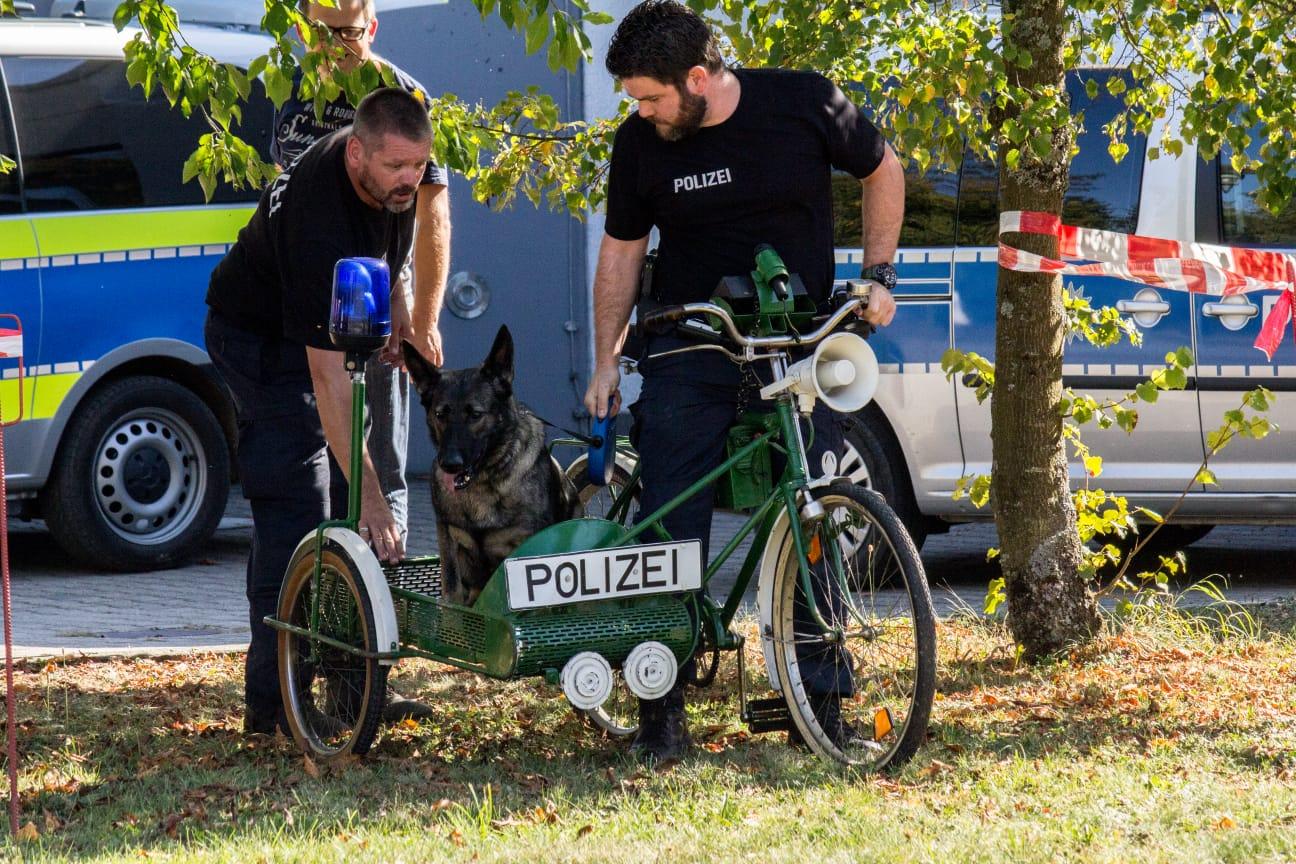 Der Polizeihund - Dein Freund und Helfer