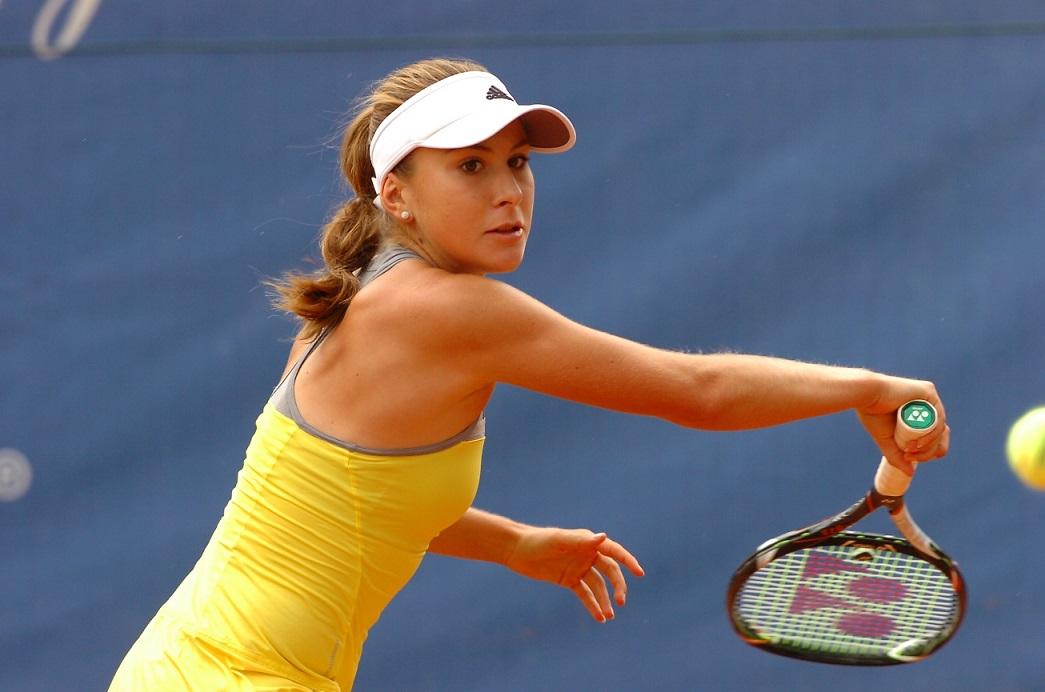 La vincitrice dell'edizione 2013, la svizzera Belinda Bencic