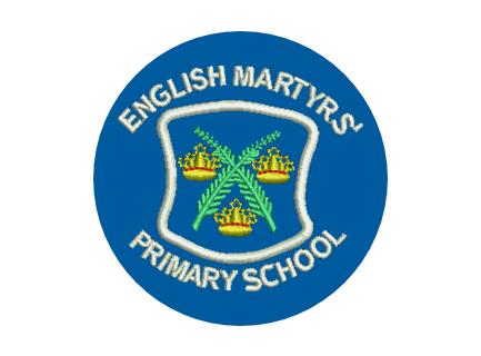 English Matyrs Primary School logo