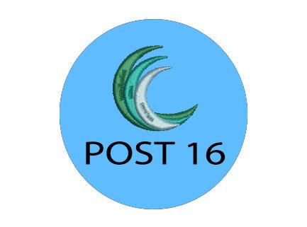 Studio West - POST 16 logo