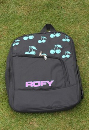 Rofy Hockey Backpack Cherry Blue