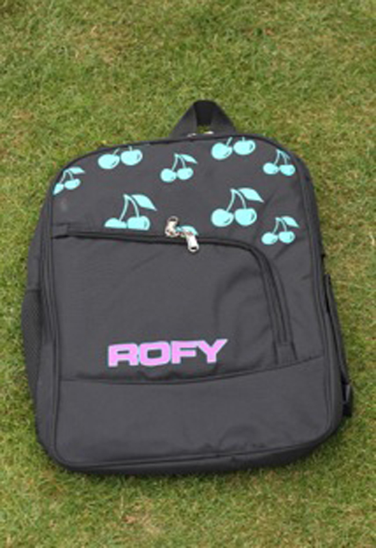 Rofy Hockey Backpack Cherry Blue