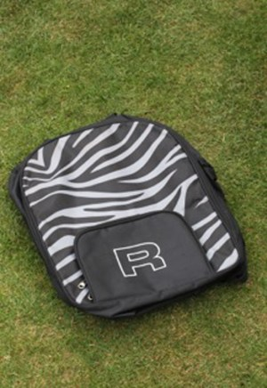 Rofy Hockey Backpack Zebra