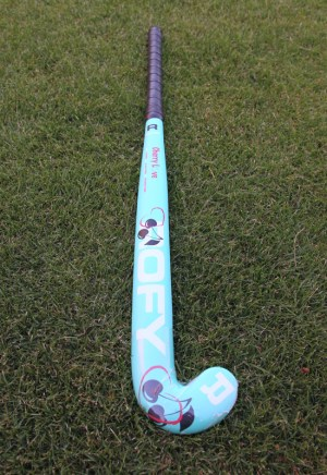Rofy Hockey Stick Junior Cherry