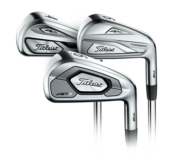 Titleist 718 Irons: AP1, AP2, AP3, T-MB, CB, and MB's – Ted & Dave