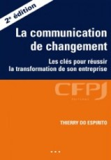 Communication de changement Thierry do Espirito
