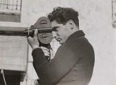 Robert Capa pris en photo par Gerda Tao