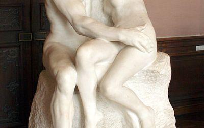 Vidéo – La Comédie des arts n°5 – «Le Baiser» de Rodin