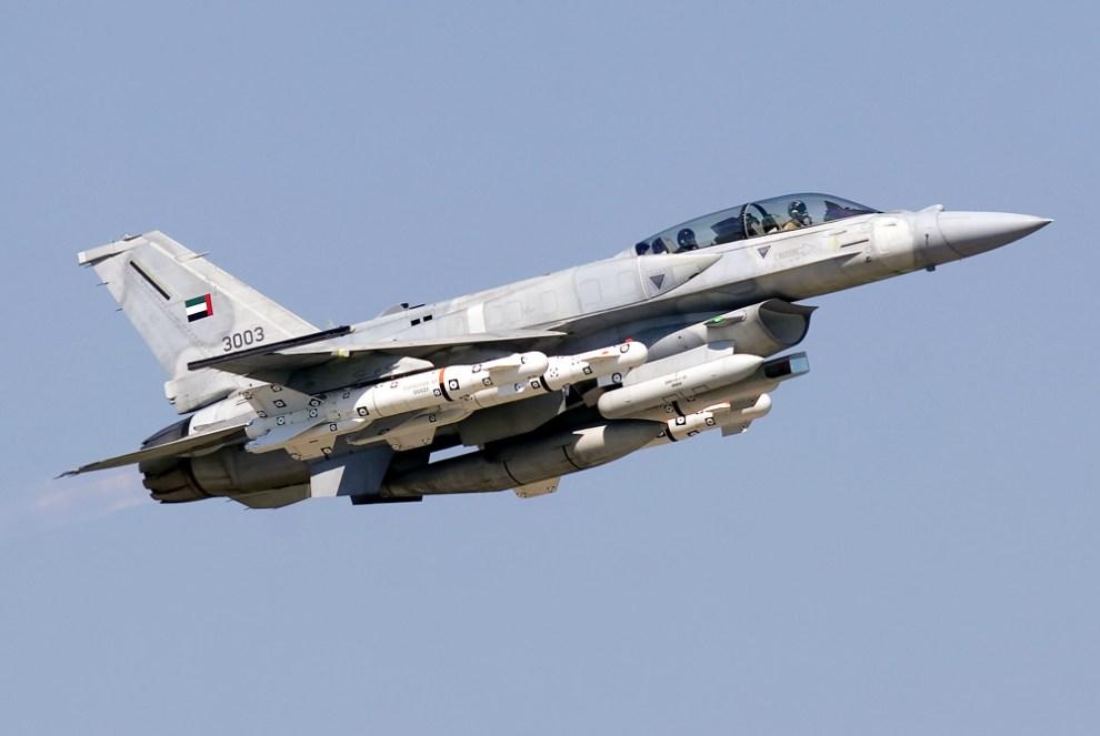 BAE F-16 Block 60