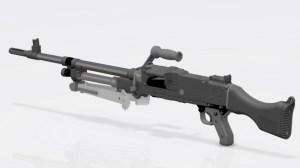 PMT-76/57A Platform Makinalı Tüfek