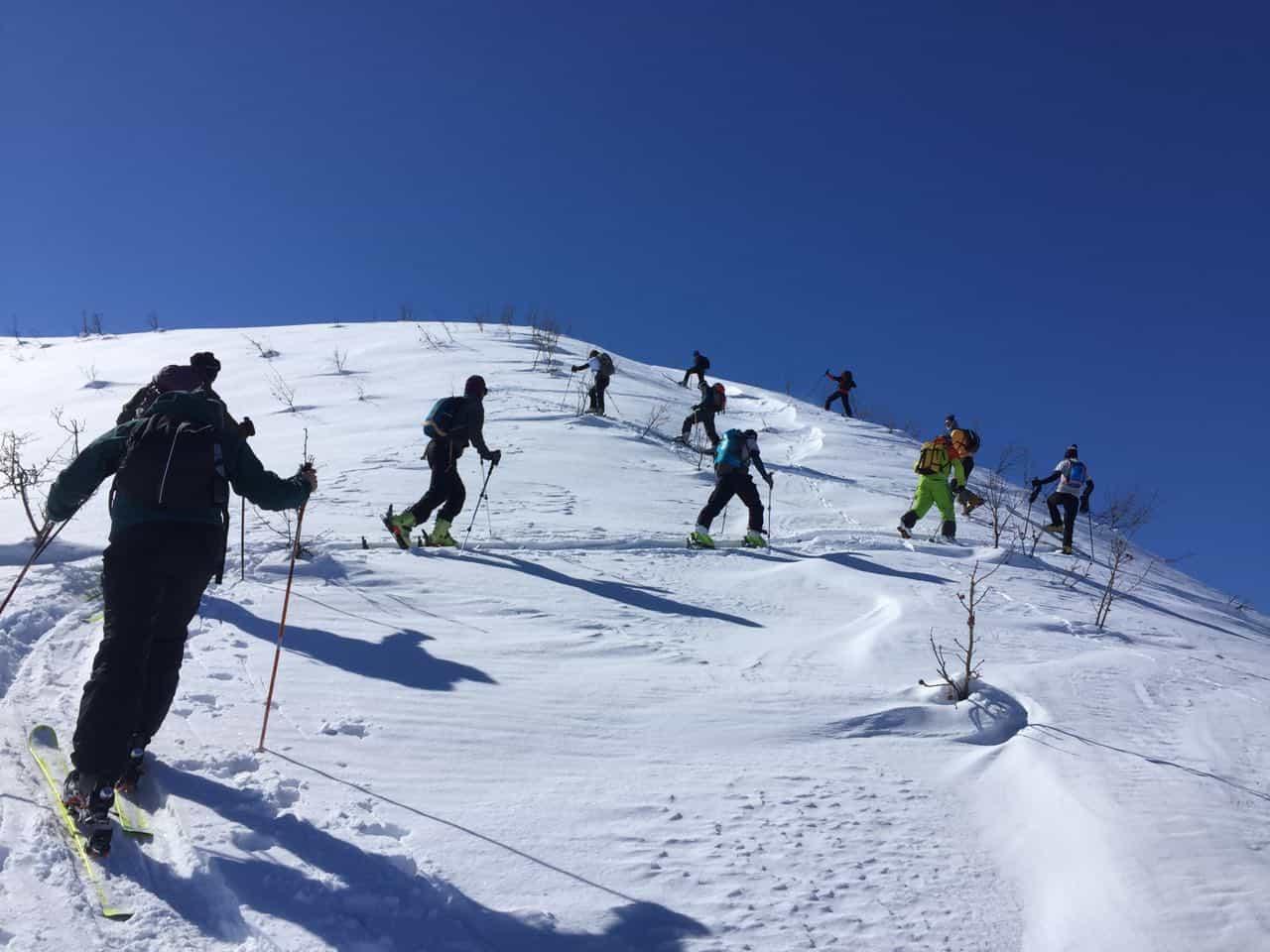 Dağ Kayağı Şenliği Katılımcı Listesi