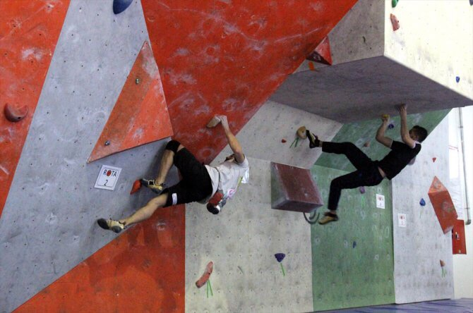 Spor Tırmanış Büyükler Boulder Şampiyonası 2. Ayak Başvuruları