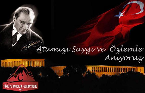 TDF Başkanı Doç. Dr. Ersan Başar'dan 10 Kasım Mesajı