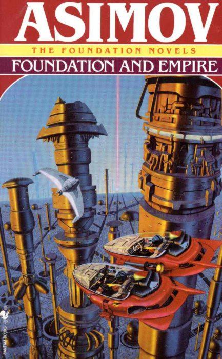 Seria SF FUNDAŢIA De ISAAC ASIMOV