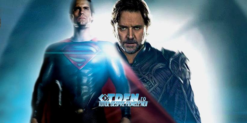 RUSSELL CROWE Va Fi JOR-EL In Filmul Superman MAN OF STEEL
