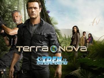 Promo nou pentru Serialul Marca Steven Spielberg - Terra Nova -