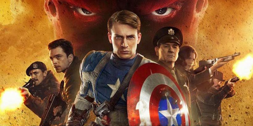 Trailer Nou Plin De Actiune - Captain America : The First Avenger