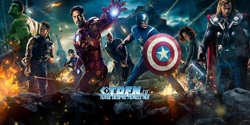 Noi Imagini Din Campania Promotionala Pentru Filmul The Avengers