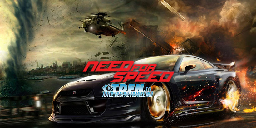 Need For Speed​​ Va Deveni Un Film Pentru Marele Ecran - Vezi Un Trailer Regizat De Michael Bay