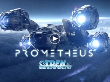 Nava Spaţială Prometheus Este Minunea Tehnologică Din Noul Clip Promo