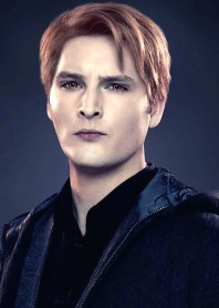 Twilight Breaking Dawn Part 2: Peter Facinelli