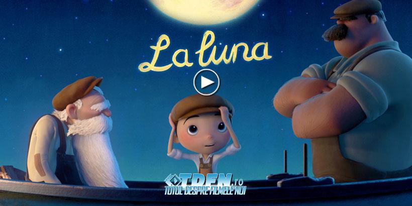 Vezi Fantasticul Scurtmetraj Animat Nominalizat La Oscar Al Celor De La Pixar: LA LUNA