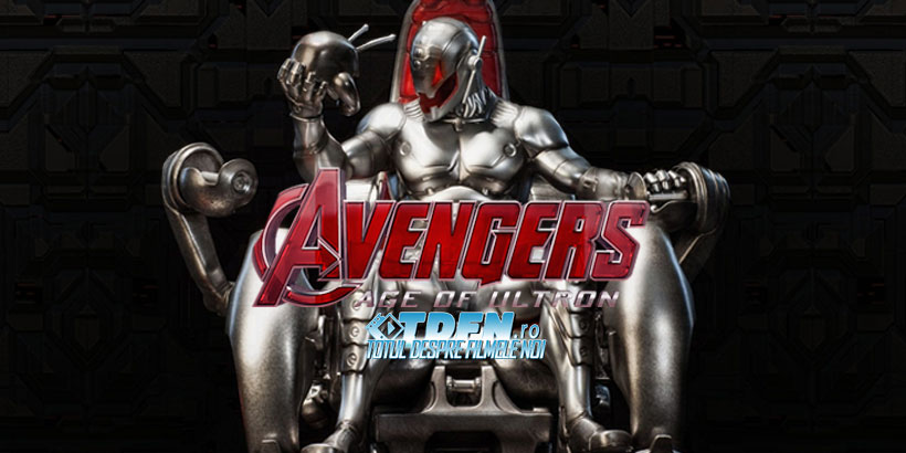 THE AVENGERS 2: AGE OF ULTRON Teaser Trailer!