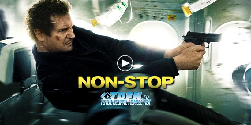 Primul Trailer Pentru NON-STOP: Noul Film De Acţiune Cu LIAM NEESON
