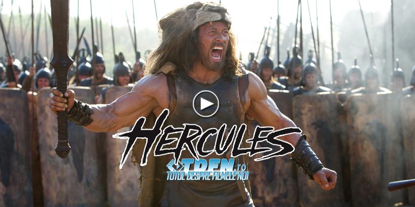 DWAYNE JOHNSON Refuză Să Se Predea În Primul Clip Pentru Filmul HERCULES